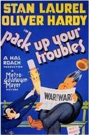 Dois Trapalhões Bem Intencionados (Pack Up Your Troubles)