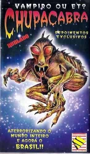 Vampiro ou ET? Chupacabra - Poster / Capa / Cartaz - Oficial 2