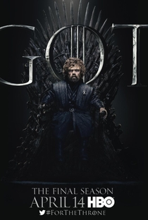 Game of Thrones (8ª Temporada) - Poster / Capa / Cartaz - Oficial 13