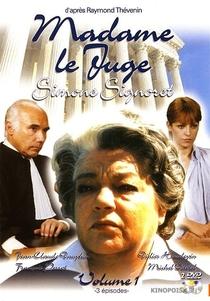 Madame Le Juge  - Poster / Capa / Cartaz - Oficial 1