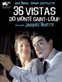 36 vistas do monte Saint-Loup - Poster / Capa / Cartaz - Oficial 1
