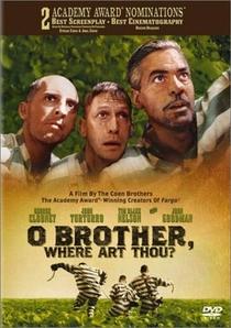 E Aí, Meu Irmão, Cadê Você? - Poster / Capa / Cartaz - Oficial 2