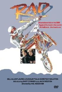 Rad: O fera do BMX - Poster / Capa / Cartaz - Oficial 1