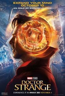 Doutor Estranho - Poster / Capa / Cartaz - Oficial 4