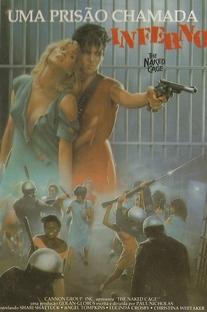 Uma Prisão Chamada Inferno - Poster / Capa / Cartaz - Oficial 1
