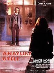 Anayurt Oteli - Poster / Capa / Cartaz - Oficial 1