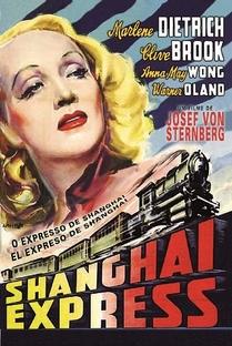 O Expresso de Xangai - Poster / Capa / Cartaz - Oficial 9
