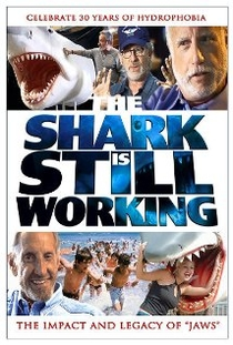 The Shark Is Still Working - Poster / Capa / Cartaz - Oficial 1