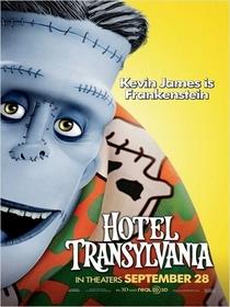 Hotel Transilvânia - Poster / Capa / Cartaz - Oficial 8
