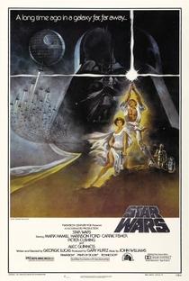 Star Wars: Episódio IV - Uma Nova Esperança - Poster / Capa / Cartaz - Oficial 1