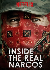 Narcos na Vida Real (1ª Temporada) - Poster / Capa / Cartaz - Oficial 1