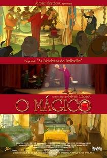 O Mágico - Poster / Capa / Cartaz - Oficial 2