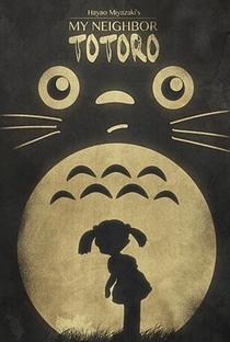 Meu Amigo Totoro - Poster / Capa / Cartaz - Oficial 15