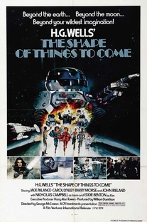 The Shape of Things to Come - Poster / Capa / Cartaz - Oficial 1