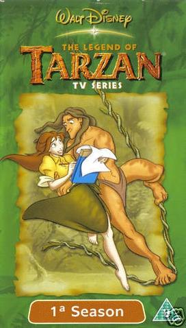 A Lenda De Tarzan 1ª Temporada 3 De Setembro De 2001 Filmow