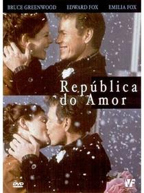 República Do Amor - Poster / Capa / Cartaz - Oficial 1