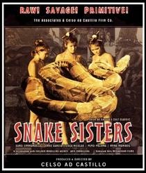 Snake Sisters - Poster / Capa / Cartaz - Oficial 1