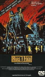 Ruas de Fogo - Poster / Capa / Cartaz - Oficial 6