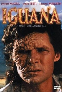 Iguana - A Fera do Mar - Poster / Capa / Cartaz - Oficial 1
