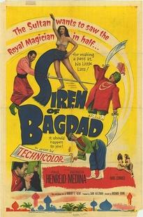 A Vênus de Bagdá - Poster / Capa / Cartaz - Oficial 1