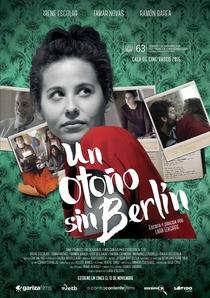 Um Outono sem Berlim - Poster / Capa / Cartaz - Oficial 1