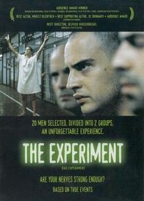A Experiência - Poster / Capa / Cartaz - Oficial 3