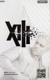 XIII: The Series (1ª Temporada) - Poster / Capa / Cartaz - Oficial 1