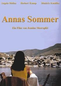 O Verão de Anna - Poster / Capa / Cartaz - Oficial 1