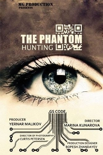 Hunting the Phantom - Poster / Capa / Cartaz - Oficial 2