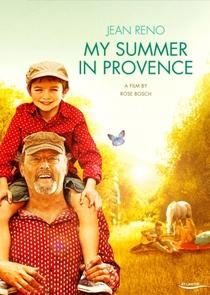Meu Verão na Provença - Poster / Capa / Cartaz - Oficial 1