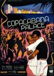 Copacabana Palace - Poster / Capa / Cartaz - Oficial 1