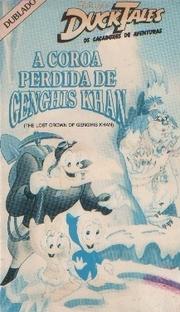 Os Caçadores de Aventuras: A Coroa Perdida de Genghis Khan - Poster / Capa / Cartaz - Oficial 2