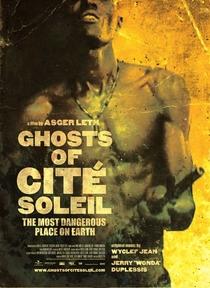 Fantasmas de Cité Soleil - Poster / Capa / Cartaz - Oficial 2