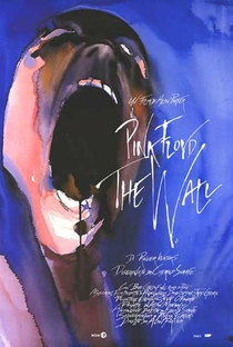 Pink Floyd - The Wall - Poster / Capa / Cartaz - Oficial 2