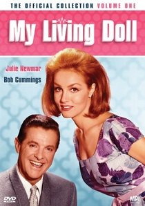 My Living Doll - Poster / Capa / Cartaz - Oficial 1