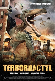 Terrordactyl - Poster / Capa / Cartaz - Oficial 3