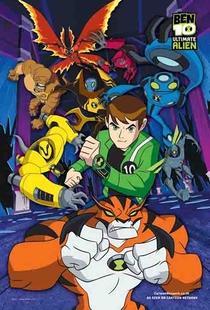 Ben 10: Supremacia Alienígena (2ª Temporada) - Poster / Capa / Cartaz - Oficial 1