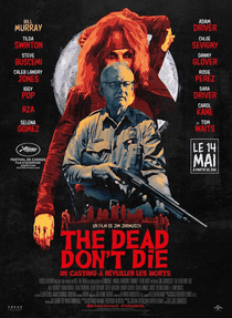 Os Mortos Não Morrem - Poster / Capa / Cartaz - Oficial 3