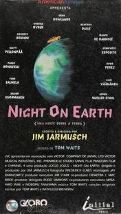 Uma Noite Sobre a Terra - Poster / Capa / Cartaz - Oficial 3