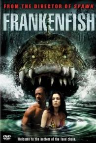 Frankenfish: Criatura Assassina - Poster / Capa / Cartaz - Oficial 1