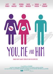 You, Me and Him - Poster / Capa / Cartaz - Oficial 2