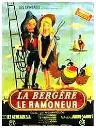 La bergère et le ramoneur - Poster / Capa / Cartaz - Oficial 1