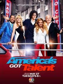 America's Got Talent (9ª Temporada) - Poster / Capa / Cartaz - Oficial 1