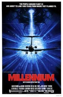 Millennium - Os Guardiões do Futuro - Poster / Capa / Cartaz - Oficial 3