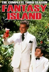 A Ilha da Fantasia (3ª Temporada) - Poster / Capa / Cartaz - Oficial 1