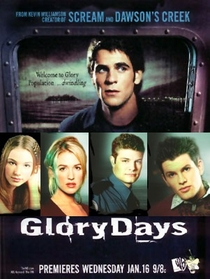 Glory Days (1ª Temporada) - Poster / Capa / Cartaz - Oficial 2