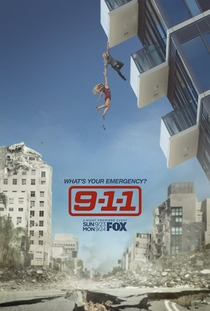 9-1-1 (2ª Temporada) - Poster / Capa / Cartaz - Oficial 1