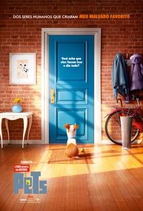 Pets: A Vida Secreta dos Bichos - Poster / Capa / Cartaz - Oficial 14