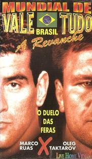Mundial de Vale Tudo Brasil - A Revanche - Poster / Capa / Cartaz - Oficial 1
