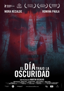 O Dia Trouxe a Escuridão - Poster / Capa / Cartaz - Oficial 1